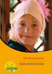 Die Sonneninsel - Österreichische Kinder-Krebs-Hilfe