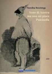 Sono di Acerra ma non mi piace Pulcinella - Vesuvioweb