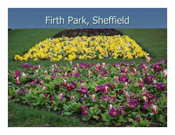 Firth Park, Sheffield - MP4-Interreg
