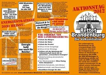 Rettet Brandenburg