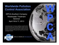 Treatments for FGD Waste and Water By-Products - Wpca.info