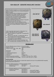 ASA-CB(X)-SP: SENSORE ANGOLARE CAN-BUS - 3b6.it