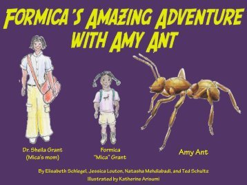 Ant story - Smithsonian, National Museum of Natural History ...