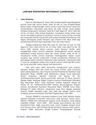 jaminan kesehatan masyarakat - Website Jaringan Dokumentasi ...