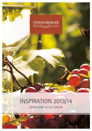 Inspirationen/Arrangements - Steigenberger Hotels and Resorts