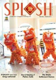 Feb/Mar 13 - Singapore Swimming Club
