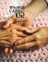 Who Will Care for Us? Addressing the Long-Term Care Workforce ...