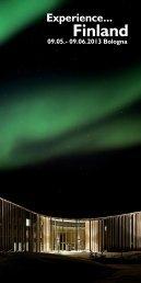 Invito Experience...Finland Bologna - Genus Bononiae