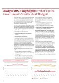 New Zealand Budget 2013 - PwC - Page 4