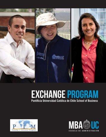 Exchange Program - Esan