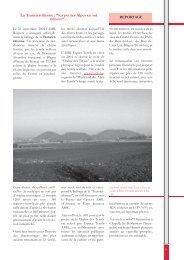 """La Transterrilienne : """"les petites Alpes en sol mineur""""… - Patrimoine ..."""