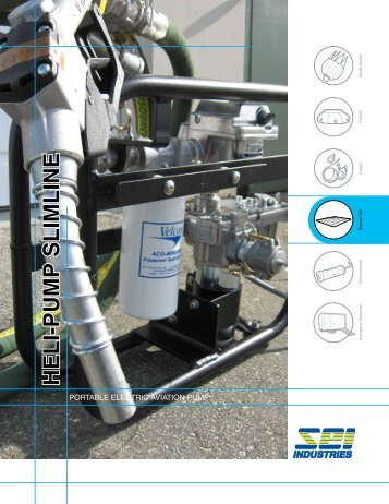 HELI-PUMP SLIMLINE - SEI Industries Ltd.