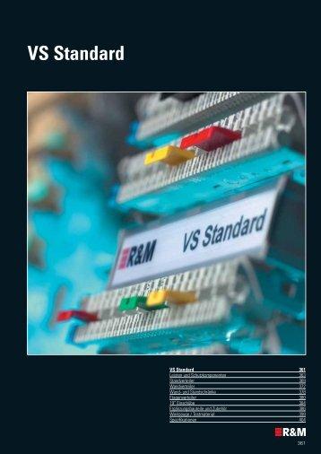 VS Standard - R&M