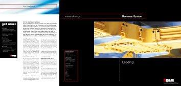 Raceway System - R&M