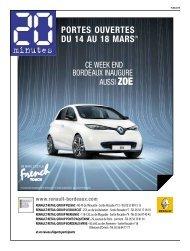 PORTES OUVERTES DU 14 AU 18 MARS(1) - 20minutes.fr