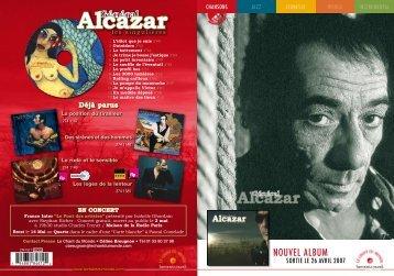 Alcazar - Le Chant Du Monde