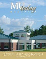 MU Today - Methodist University