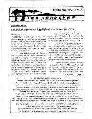 Cordovan SPRING 2008 - Cordova Bay Association for Community ...