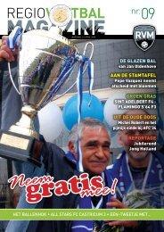 de glazen bal - Regio Voetbal Magazine