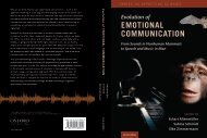 EMOTIONAL COMMUNICATION - MusicWeb Hannover