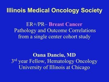 Illinois Medical Oncology Society - Association of Community ...