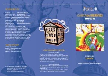Catania - Direzione regionale Sicilia - Agenzia delle Entrate