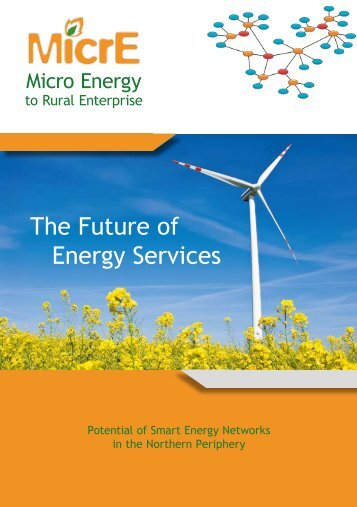 The Future of Energy Services - NorTech Oulu