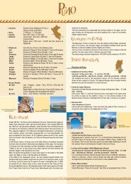 Province of Puno - South American Destination