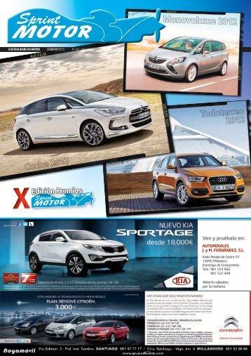 Todoterreo 2012 - Sprint Motor
