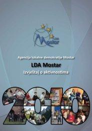 Izvještaj 2010 - LDA Mostar