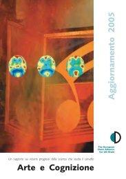 Arte e Cognizione: L'educazione artistica può ... - Dana Foundation