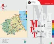 M - Portale turismo della Provincia di Teramo