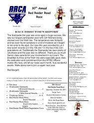 OCT 2011 [pdf] - West Texas Running Club