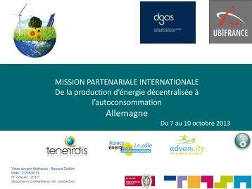 Cahier des charges - Le Pôle Alsace Energivie