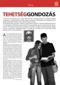 FELVÉTELI - Zsigmond Király Főiskola - Page 5