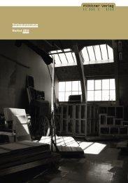 Herbst 2010 - Ploettner Verlag