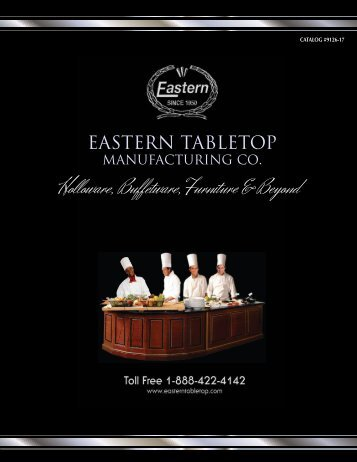 EASTERN TABLETOP - RTI Hotel Supply