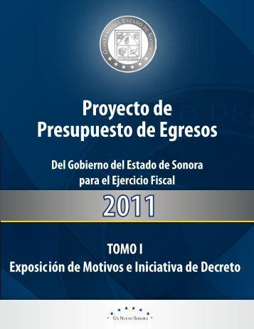Exposición de Motivos e Iniciativa de Decreto - H. Congreso del ...