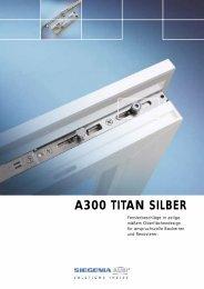 A300 TITAN Silber - Info Market
