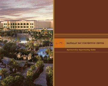 Sponsorship Guide - Mandalay Bay