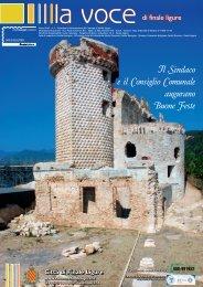 Anno 2010 - n° 1 - Periodico di informazione del - Comune di Finale ...