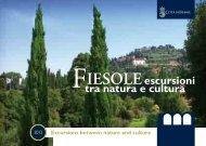 escursioni tra natura e cultura - Comune di Fiesole