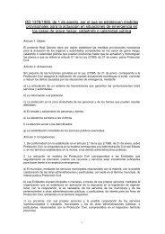 Real Decreto 1378/85, de 1 de Agosto, de Medidas Provisionales ...