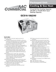 GCS16 - Allied Commercial