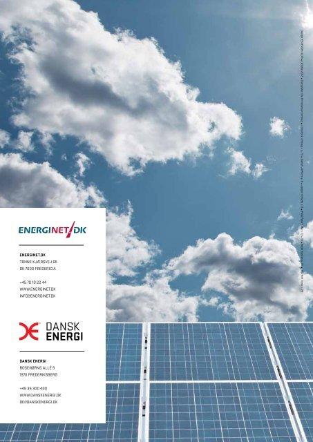 DanGrid Rapport: Smart grid i Danmark 2.0 - Dansk Energi
