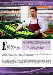 Accounting for Supermarkets.pub - Linda McGowan Accountants