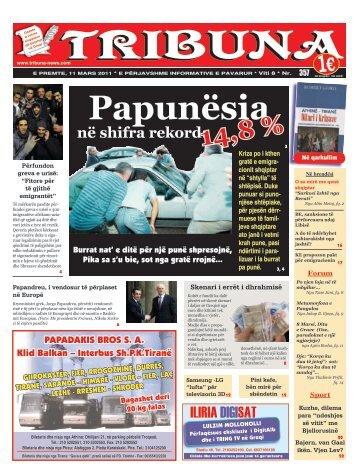 ILIRIA DIGISAT - Tribuna News