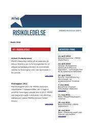 Download nyhedsbrevet for marts 2010 - primo