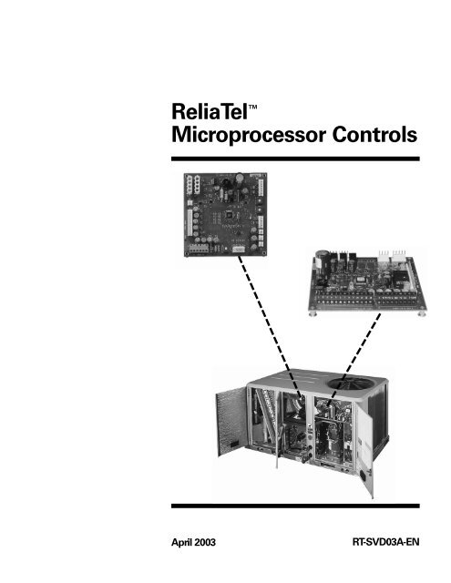 ReliaTel Microprocessor Controls - edoqs