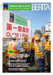 Kampanye Kesadaran Akan Hemat Energi dan Daur ... - Leighton Asia